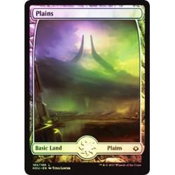 Plains (Version 1) - Full Art Foil