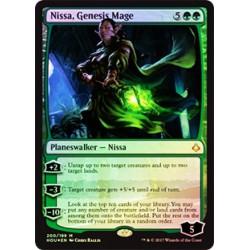 Nissa, Genesis Mage - Foil