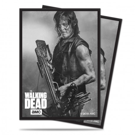 Ultra Pro - The Walking Dead 50ct Sleeves - Daryl