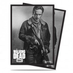 Ultra Pro - The Walking Dead 50ct Sleeves - Rick