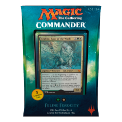 Commander 2017 - WG (Cats)