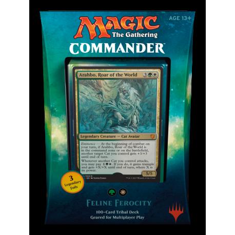 Commander 2017 - WG (Cats)