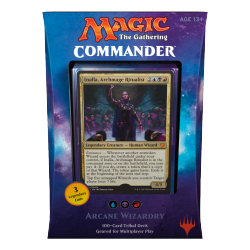 Commander 2017 - UBR (Wizards)