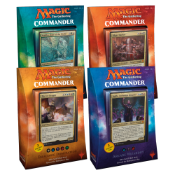 Commander 2017 - All 4 Decks
