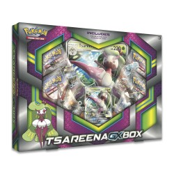 Pokemon - Tsareena-GX Box
