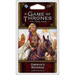A Game of Thrones: The Card Game Second Edition - Oberyn's Revenge Chapter Pack