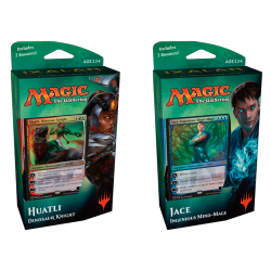 Ixalan Planeswalker Deck Set (Both Decks)