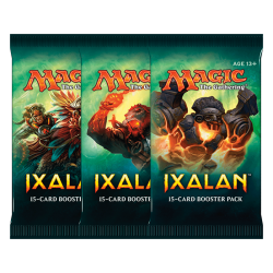 Ixalan Booster Draft Pack (3x)