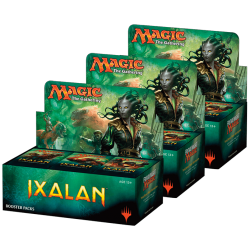 Box di Buste Ixalan Lot (3x Booster Box)