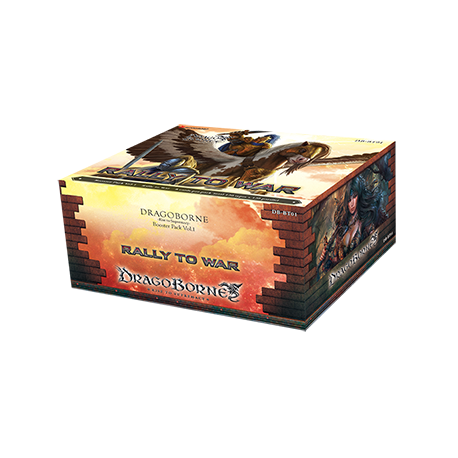 Dragoborne - Booster Box Vol. 1 - Rally to War
