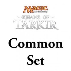 Khans Of Tarkir: Common Set