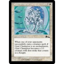 Champion d'opale
