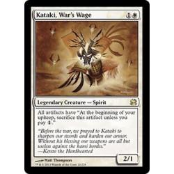 Kataki, War's Wage