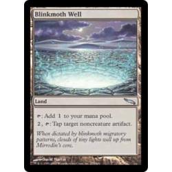 Blinkmotten-Brunnen