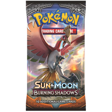 Pokemon - SM3 Burning Shadows Booster Pack
