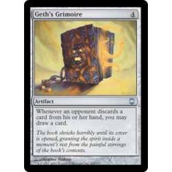 Grimoire de Geth