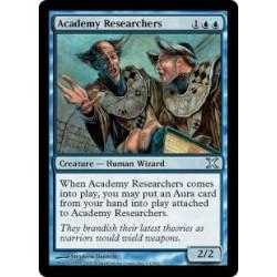 Forscher der Akademie