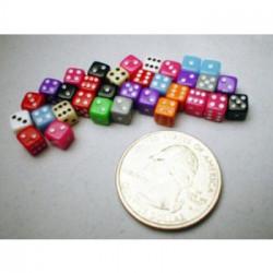 Koplow - 5mm Little Guys in Tube (30 Dice)