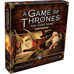 A Game of Thrones: The Card Game Second Edition - Core Set