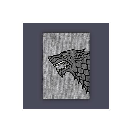 FFG Supply Sleeves - Game Of Thrones - House Stark (50 Sleeves)