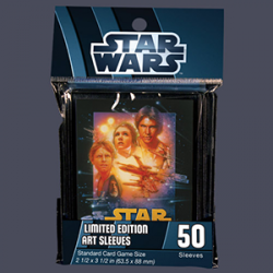 FFG Sleeves - Star Wars - A New Hope (50 Sleeves)