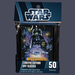 FFG Sleeves - Star Wars - Return of the Jedi (50 Sleeves)