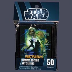 FFG Sleeves - Star Wars - The Empire Strikes Back (50 Sleeves)