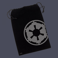 FFG Dice Bag - Star Wars - Galactic Empire