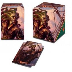 Ultra Pro - Ixalan Deck Box - Vraska, Relic Seeker