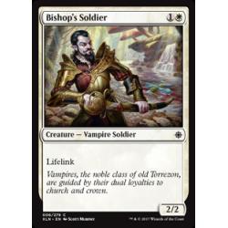 Soldat de l'évêque