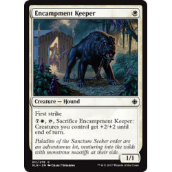 Encampment Keeper