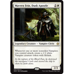Mavren Fein, Apôtre du crépuscule