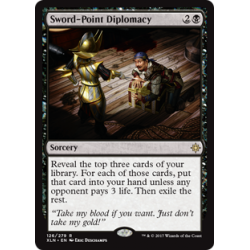 Sword-Point Diplomacy