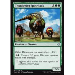 Thundering Spineback