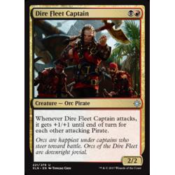 Capitaine de la Flotte implacable