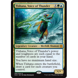 Tishana, voix du tonnerre