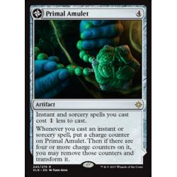 Primal Amulet / Primal Wellspring