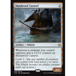 Shadowed Caravel