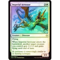 Aérosaure impérial - Foil