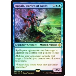 Kopala, Warden of Waves - Foil