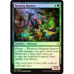 Multitude de raptors - Foil