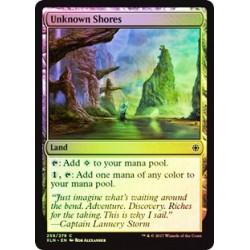 Unknown Shores - Foil