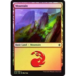Mountain (Version 4) - Foil