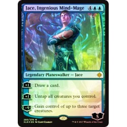 Jace, Ingenious Mind-Mage - Foil