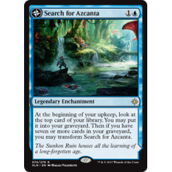 Search for Azcanta / Azcanta, the Sunken Ruin