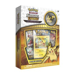 Pokemon - Shining Legends - Pikachu Pin Collection