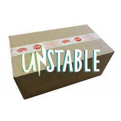Carton Unstable (6 Boites de Boosters)