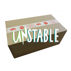Unstable Scatola (6x Box di Buste)