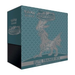 Pokemon - SM4 Crimson Invasion Elite Trainer Box - Silvally