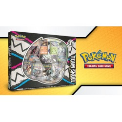 Pokemon - Team Skull Pin Collection - Golisopod-GX and Salazzle-GX